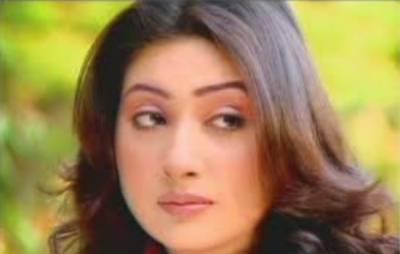 Is Ayesha Khan back in showbiz?