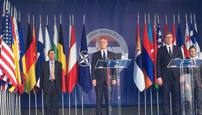 NATO Secretary General Janes Stoltenberg praises Pakistan