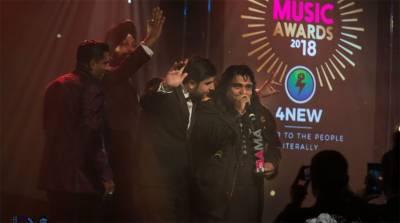 Pakistan's top folk singer Arif Lohar honoured with life time achievement international award in UK