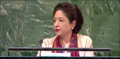 Pakistan shames India in the United Nations