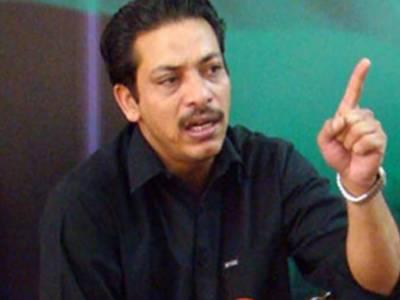 PPP leader Faisal Raza Abidi arrested