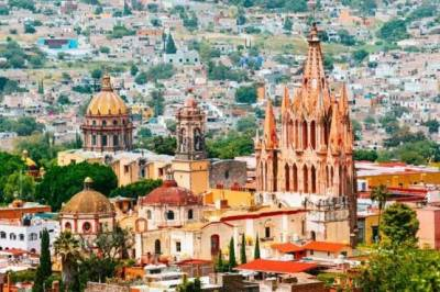 Top 10 best big and small cities of the World