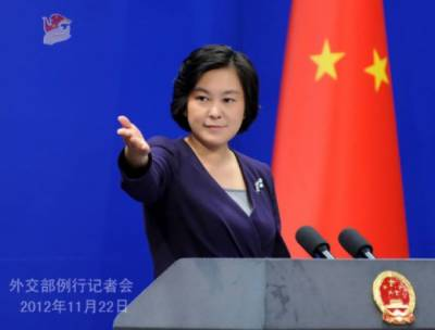 China responds over western propaganda against CPEC