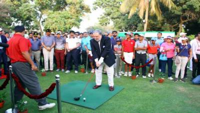 Open Asian Tour Golf Championship begins in Karachi today
