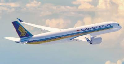 World's longest non stop commercial flight takes off