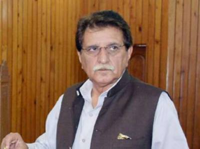 AJK PM commends J&K people for rejecting New Delhi-backed sham civic polls