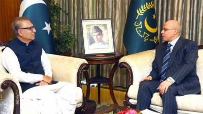 Ambassador of Egypt calls on President