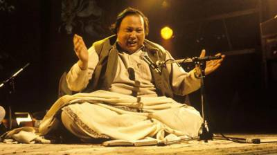 Birth anniversary of legendary qawwal Nusrat Fateh Ali Khan on Oct 13