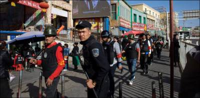 China rejects US report on treatment to Chinese Muslims in Xinjiang region