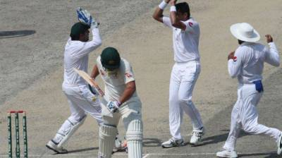 First Test between Pakistan, Australia ends in draw