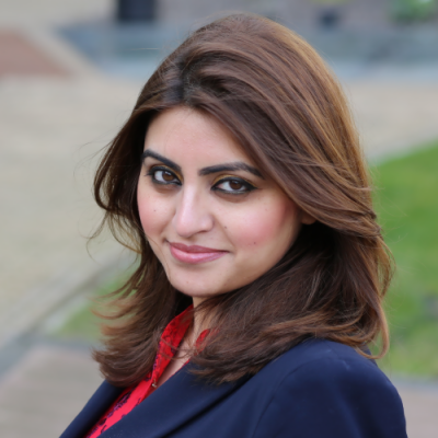 Gulalai Ismail arrested at Islamabad Airport by FIA