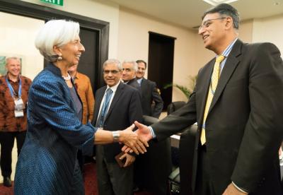 How much loan Pakistan is seeking from IMF?