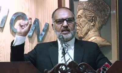 IHC Justice Shaukat Siddiqui responds back to his dismissal by SJC