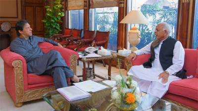 Imran, Sarwar discuss matters pertaining to petroleum ministry