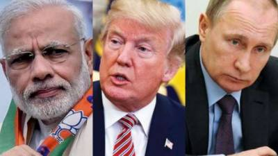 India may come under US sanctions over largest ever single defence system deal with Russia