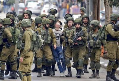 Israel has arrested over 5,000 Palestinian children since Quds Intifada