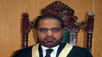 Justice Shaukat Aziz Siddiqui removed as IHC judge