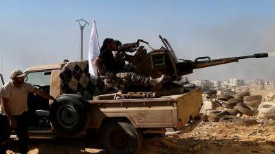 Syrian anti-regime groups complete removal of heavy weapons from Idlib
