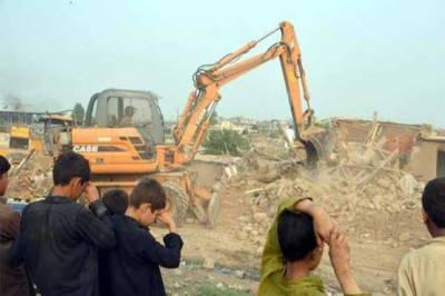 CDA intensifies operations against encroachments in Islamabad