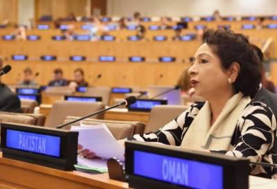 International Community should address sufferings of children in IOK: Maleeha