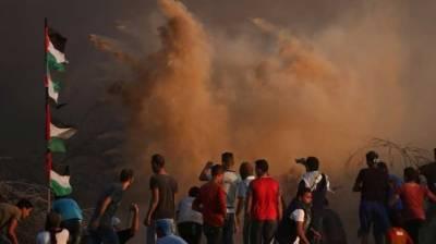 Israeli forces martyr six Palestinians
