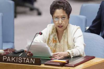 Pakistan raises Indian atrocities in occupied Kashmir at UN