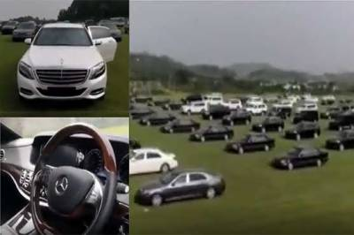 Second phase of luxury cars auction announced