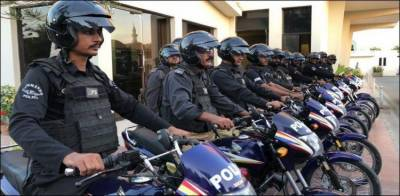 Street Watch Force: A new force launched in Karachi