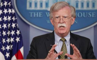 US President to further intensify tough approach to China: Bolton