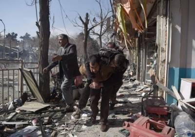 Afghanistan bomb blast: Death toll climbed