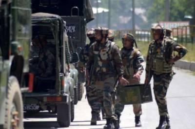 Indian policeman killed in Sopore