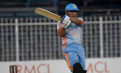 Afghanistan batsman makes history in the World of Cricket