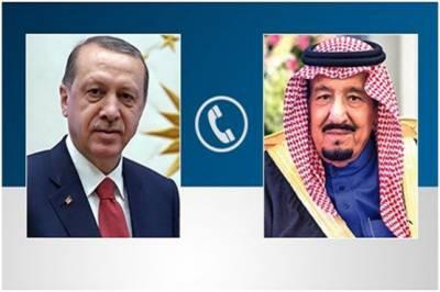 Breakthrough in Saudi Arabia and Turkey tense ties