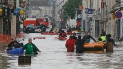 Flash floods kill 5 in France