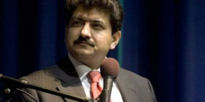 Hamid Mir joins prominent TV network