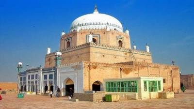 Hazrat Bahauddin Zakariya Multani RA Urs started in Multan