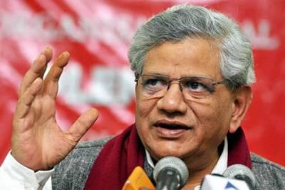 Indian policy on Kashmir diabolical: Yechury