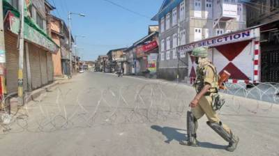 IOK: Complete shutdown to observed in poll-bound areas on Tuesday