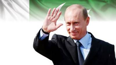 Pakistan Russia to ink yet another strategic mega project: Sources
