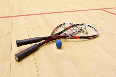 Pakistan's unseeded player makes biggest upset in international squash event