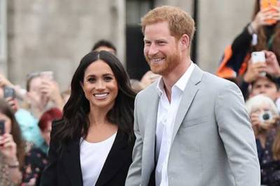 Prince Harry, Wife Meghan Markel expecting a child