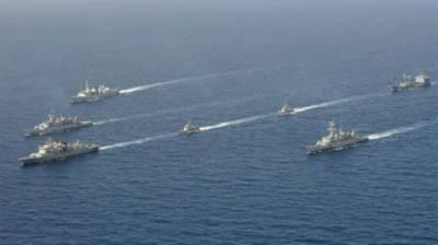 Seaspark 18: Pakistan Navy kicks off war games in Arabian Sea