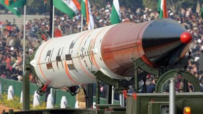 Strategic stability in South Asia threatened by offensive postures and inductions by India