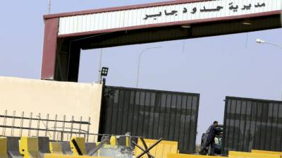 Syria and Jordan to reopen border crossing after three years