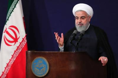 US is loser by abandoning Iran nuclear deal: Rouhani