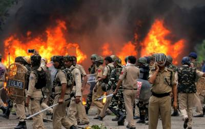 Communal Riots hinted in India ahead of Elections 2019