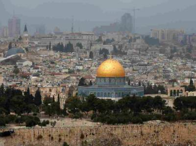 Following US lines, another big country hints at moving embassy to Jerusalem
