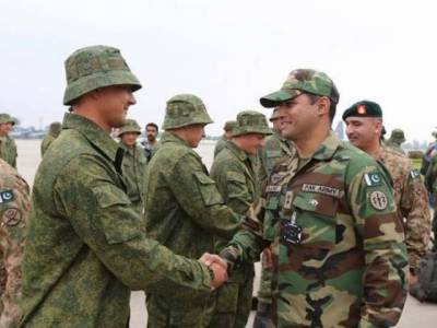 Friendship 2018: Pakistan Russia to hold joint military drills in mountain ranges of Pakistan