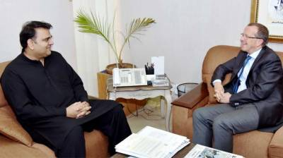 Germany lauds PTI Govt to accord priorities to health, education & environment sectors
