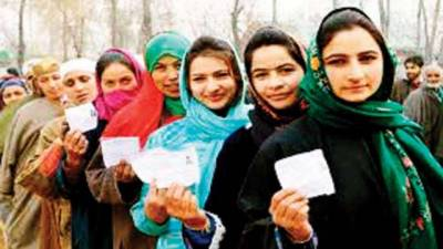 In a shame for India, only 1.8% turnout recorded in sham elections in Occupied Kashmir